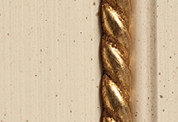 TFORO Gold Leaf plait